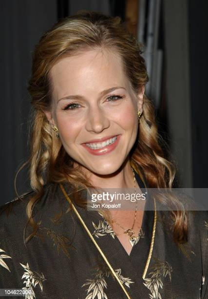 Julie Benz during 'Buffy The Vampire Slayer' Wrap Party at Miauhaus in Los Angeles California United States