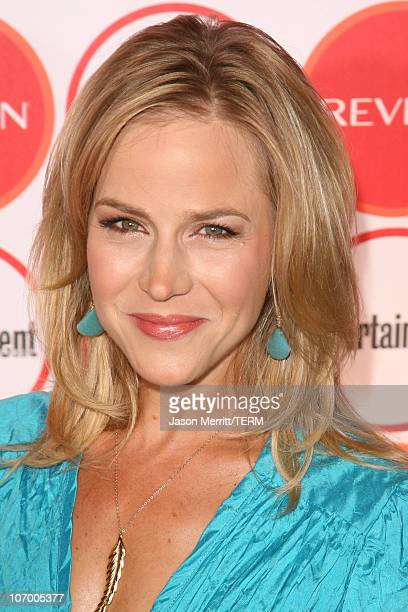 Julie Benz during Entertainment Weekly's 4th Annual PreEmmy Party at Republic in West Hollywood California United States