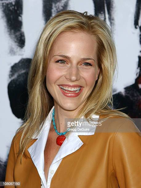 Julie Benz during 'Identity' Premiere at Grauman's Chinese Theatre in Hollywood California United States