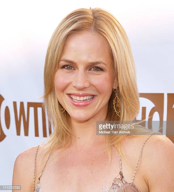 Julie Benz during Showtime Celebrates Its 30th Anniversary July 14 2006 at Loguercio Estate in Pasadena California United States