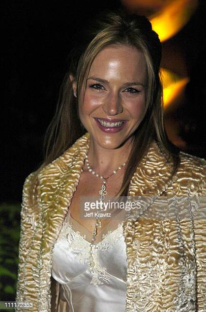 Julie Benz during Showtime TCA Press Tour Party Inside at Universal Studios in Universal City California United States