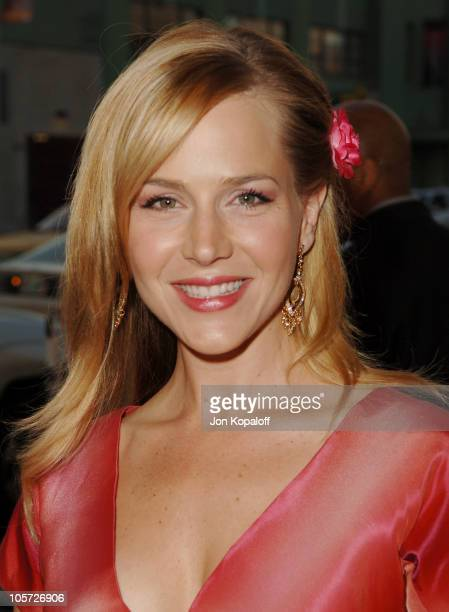 Julie Benz during Showtime's 'Reefer Madness' Los Angeles Premiere Arrivals at Regent Showcase Cinemas in Hollywood California United States
