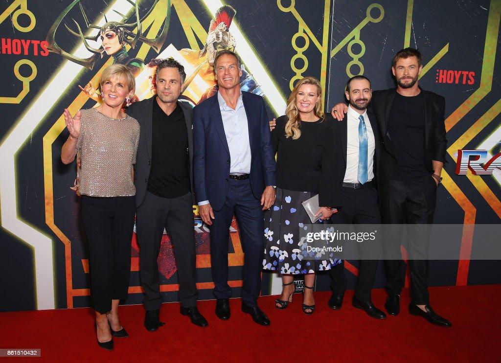 Thor: Ragnarok Sydney Screening - Arrivals