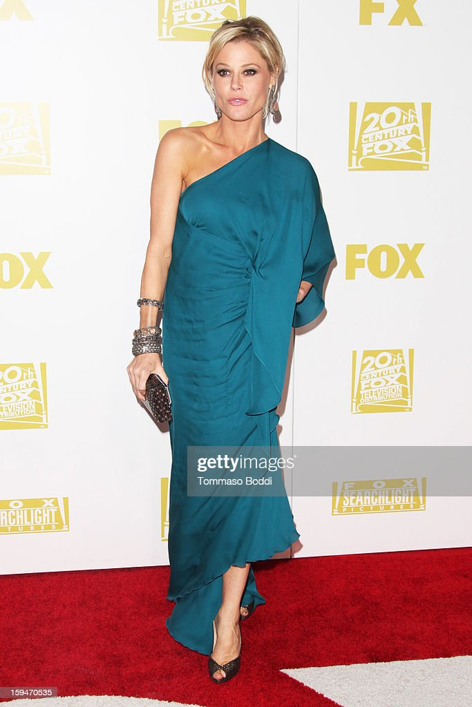 Julie Bowen attends the FOX Golden Globe after party held at the FOX Pavilion at the Golden Globes on January 13, 2013 in Beverly Hills, California.