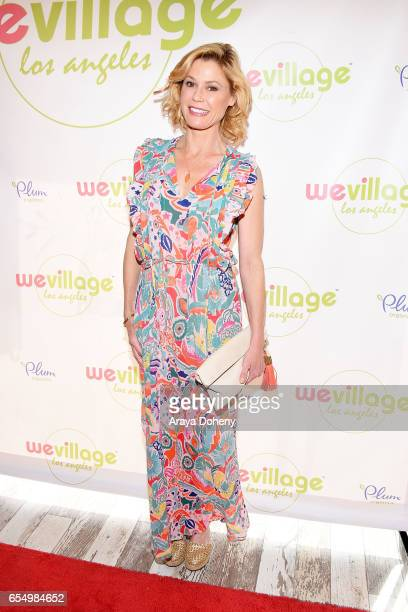 Julie Bowen attends the Grand Opening Party For WeVillage at WeVillage on March 18 2017 in Los Angeles California