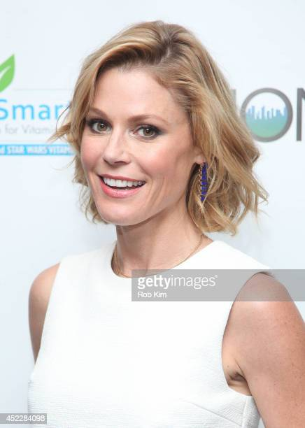 Julie Bowen attends the 'Planes Fire And Rescue' screening hosted by The Moms at Elinor Bunin Munroe Film Center on July 17 2014 in New York City