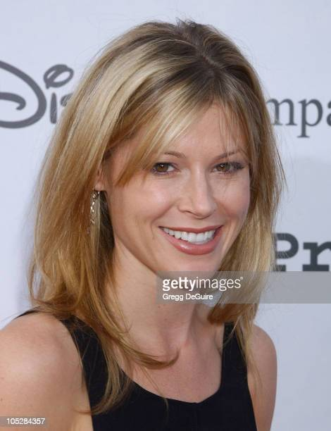 Julie Bowen during 4th Annual Friends Finding A Cure Gala Benefiting Project ALS at Walt Disney Studios in Burbank California United States