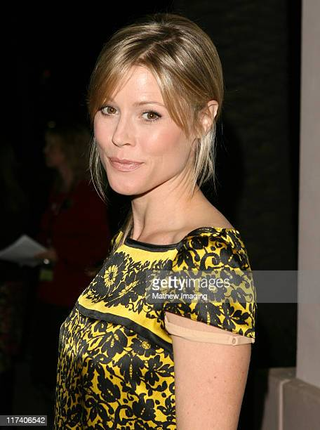 Julie Bowen during Academy of Television Arts Sciences An Evening with 'Boston Legal' at Leonard H Goldenson Theater in North Hollywood California...