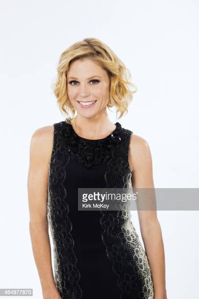 Julie Bowen is photographed for Los Angeles Times on August 25 2014 in Los Angeles California PUBLISHED IMAGE CREDIT MUST BE Kirk McKoy/Los Angeles...