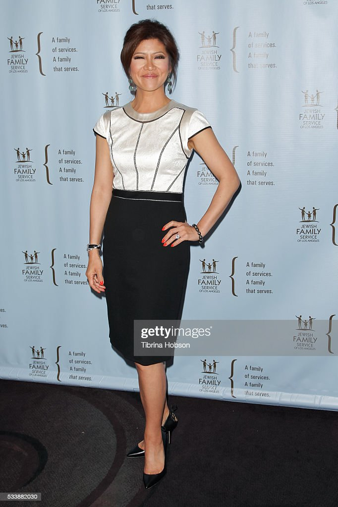 Julie Chen attends the Jewish Family Service of Los Angeles 23rd Annual Gala Dinner at The Beverly Hilton Hotel on May 23, 2016 in Beverly Hills, California.