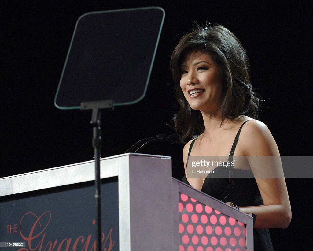 Julie Chen during 31st Annual American Women in Radio Television Gracie Allen Awards Show at Mariott Marquis in New York City New York United States