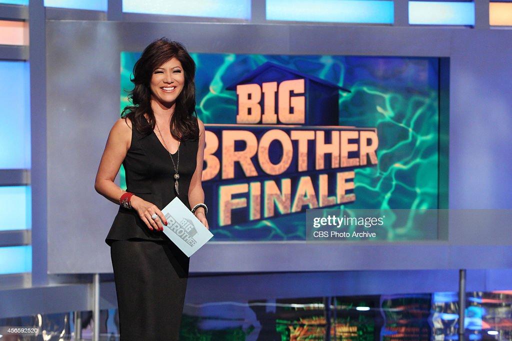 Julie Chen hosts the Season Finale of BIG BROTHER Wednesday September 24 930 1100 PM ET/PT