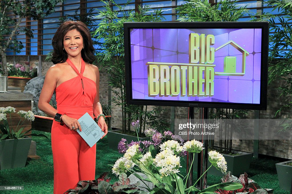 Julie Chen on the season premiere of BIG BROTHER 14
