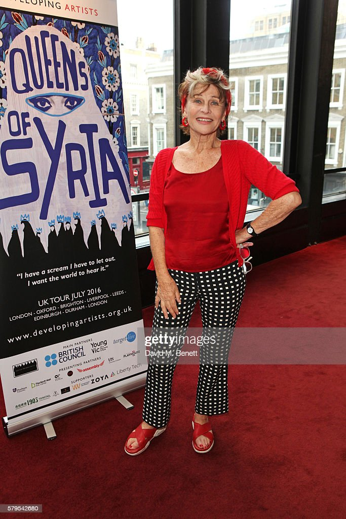 """""""Queens Of Syria"""" - West End Gala Performance"""