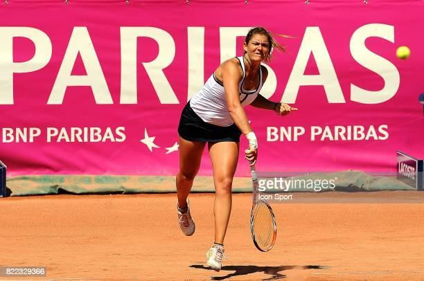 Julie COIN Tournoi WTA de Strasbourg 2009 Strasbourg