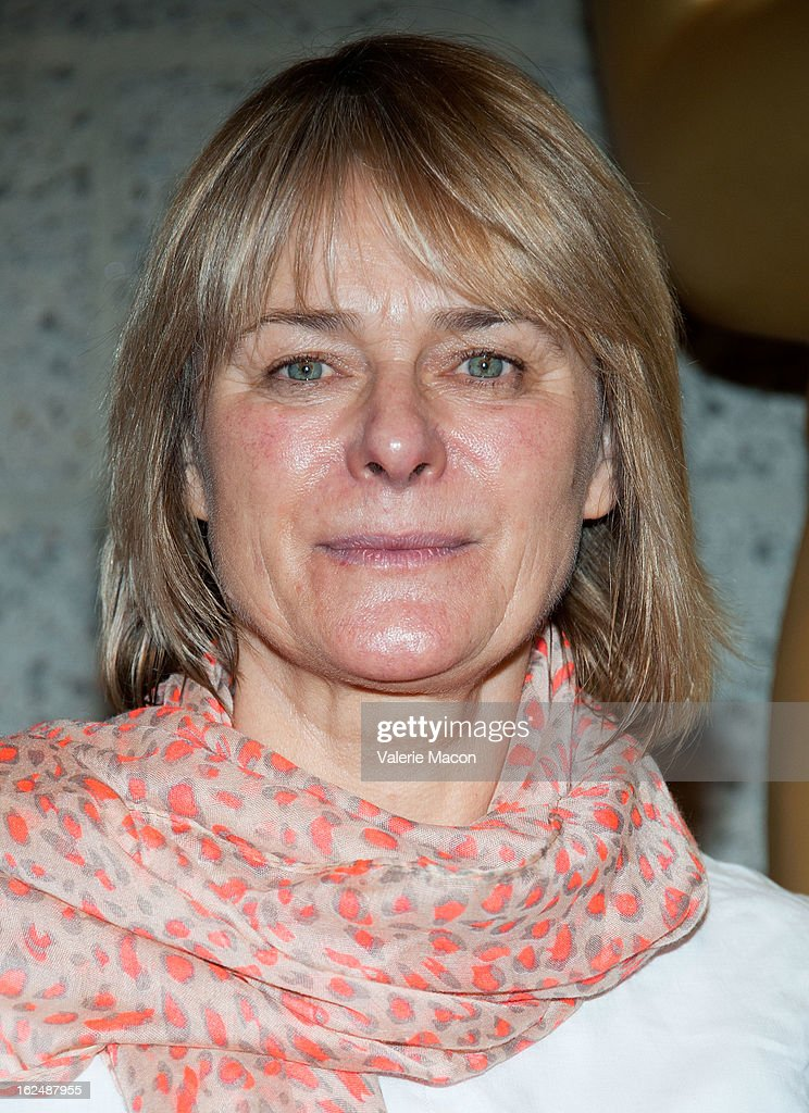 Julie Dartnell attends The Academy Of Motion Picture Arts And Sciences Presents Oscar Celebrates: Makeup And Hairstyling at the Academy of Motion Picture Arts and Sciences on February 23, 2013 in Beverly Hills, California.
