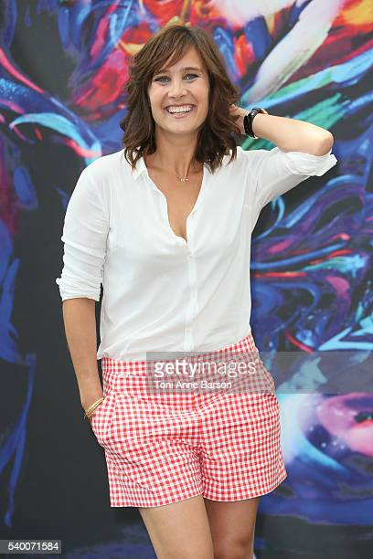 Julie de Bona attends Photocall as part of the 56th Monte Carlo Tv Festival at the Grimaldi Forum on June 13 2016 in MonteCarlo Monaco