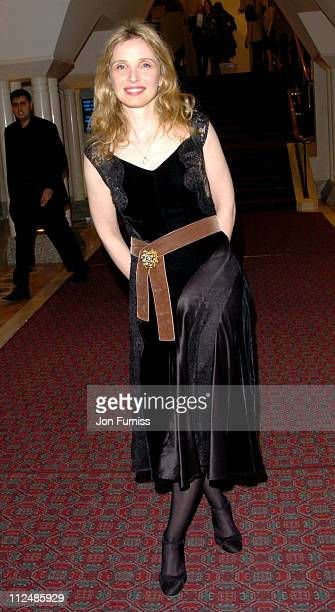 Julie Delpy winner Best Actress for 'Before Sunset'
