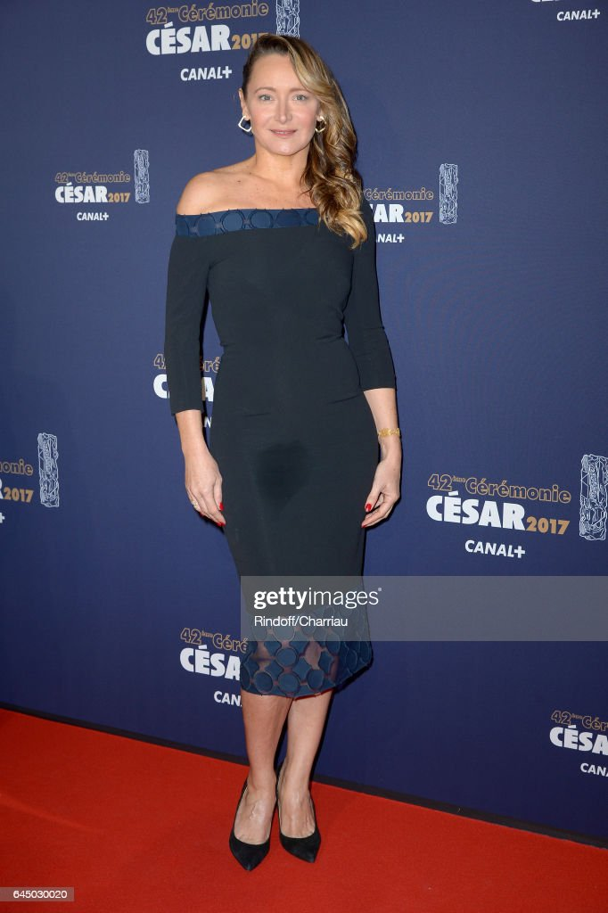 Red Carpet Arrivals - Cesar Film Awards 2017 At Salle Pleyel