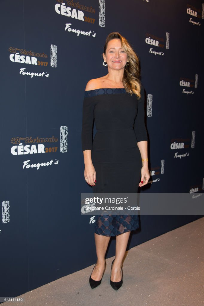 Dinner At Le Fouquet's - Cesar Film Awards 2017 In Paris