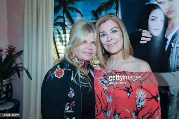 Julie Fogerty and Michelle Beaulieu attend the 'Jack And Cocaine' Feature Film Event Presented By Kash Hovey And Michelle Beaulieu on April 15 2017...