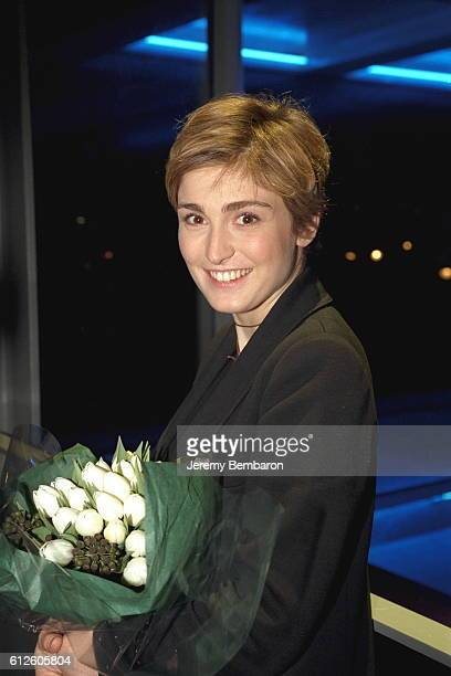 Julie Gayet costar of the movie at the UGC Cine Cite Bercy