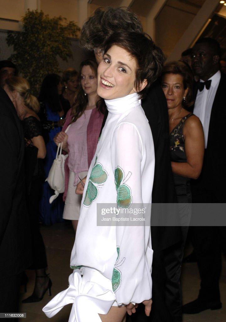 2003 Cannes Film Festival - Opening Night Dinner - Arrivals