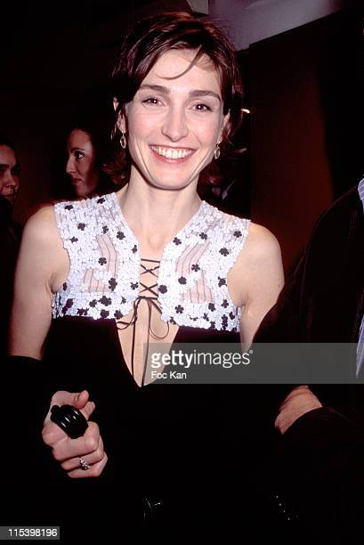 Julie Gayet during Film Francais Trophies Ceremony at Espace Cardin in Paris France