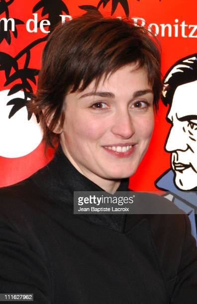 Julie Gayet during 'Petites Coupures' Press Screening Paris at Max Linder Grands Boulevards in Paris France