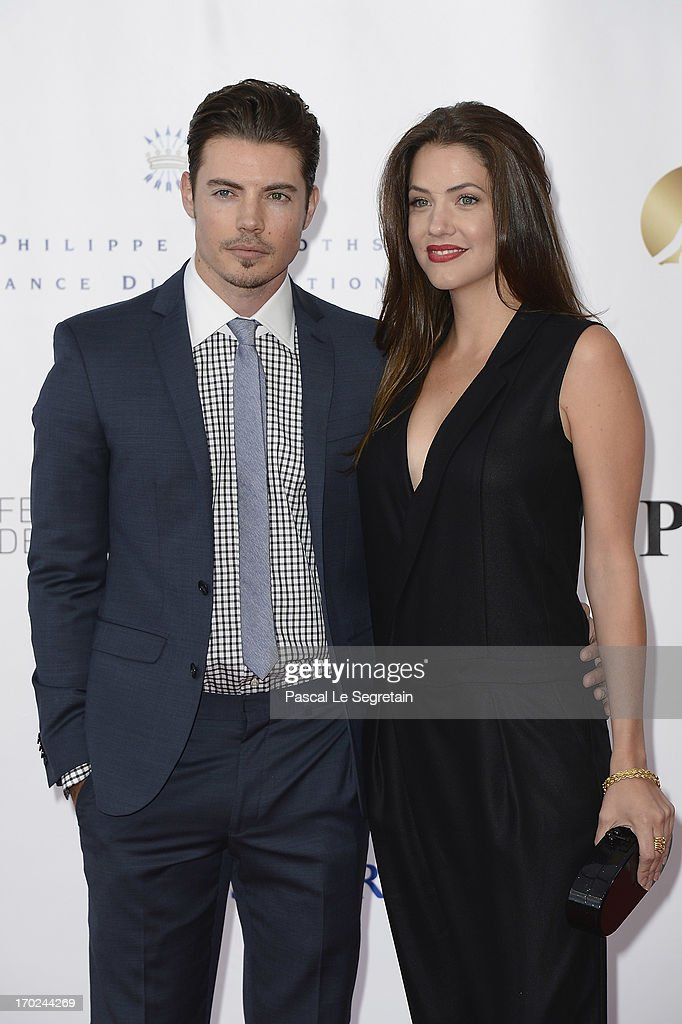 <a gi-track='captionPersonalityLinkClicked' href=/galleries/search?phrase=Julie+Gonzalo&family=editorial&specificpeople=2305946 ng-click='$event.stopPropagation()'>Julie Gonzalo</a> and <a gi-track='captionPersonalityLinkClicked' href=/galleries/search?phrase=Josh+Henderson+-+Actor&family=editorial&specificpeople=635918 ng-click='$event.stopPropagation()'>Josh Henderson</a> attend the opening ceremony of the 53rd Monte Carlo TV Festival on June 9, 2013 in Monte-Carlo, Monaco.