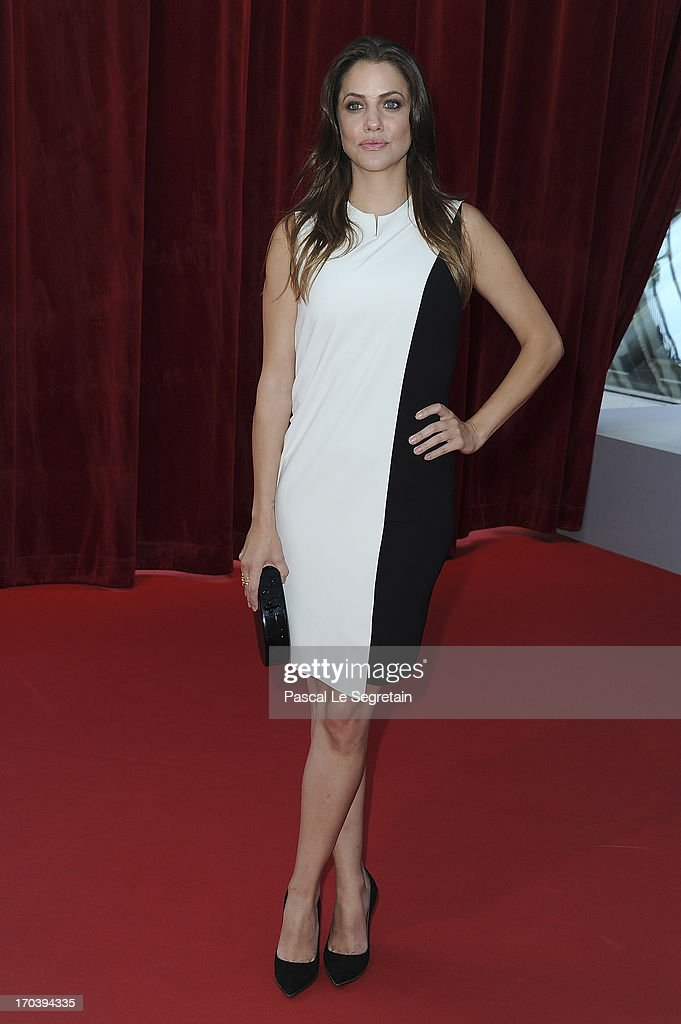 Julie Gonzalo attends the 'Dallas' photocall during the 53rd Monte-Carlo TV Festival on June 12, 2013 in Monte-Carlo, Monaco.