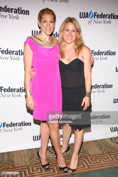 Julie Greenwald and Shelly Richman attend UJAFEDERATION OF NEW YORK honors JULIE GREENWALD and CRAIG KALLMAN with The Music Visionary of the Year...
