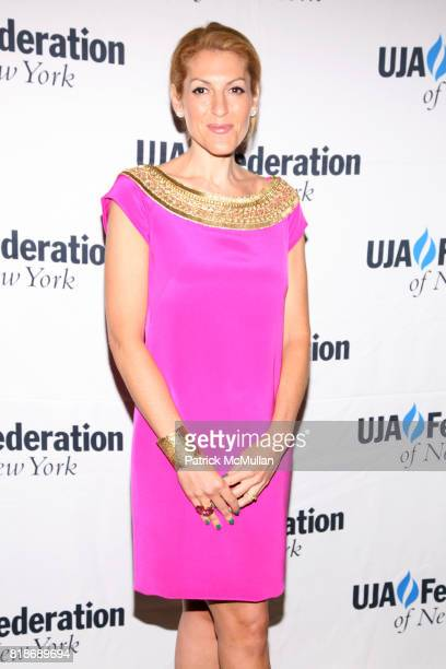 Julie Greenwald attends UJAFEDERATION OF NEW YORK honors JULIE GREENWALD and CRAIG KALLMAN with The Music Visionary of the Year Award at The Pierre...