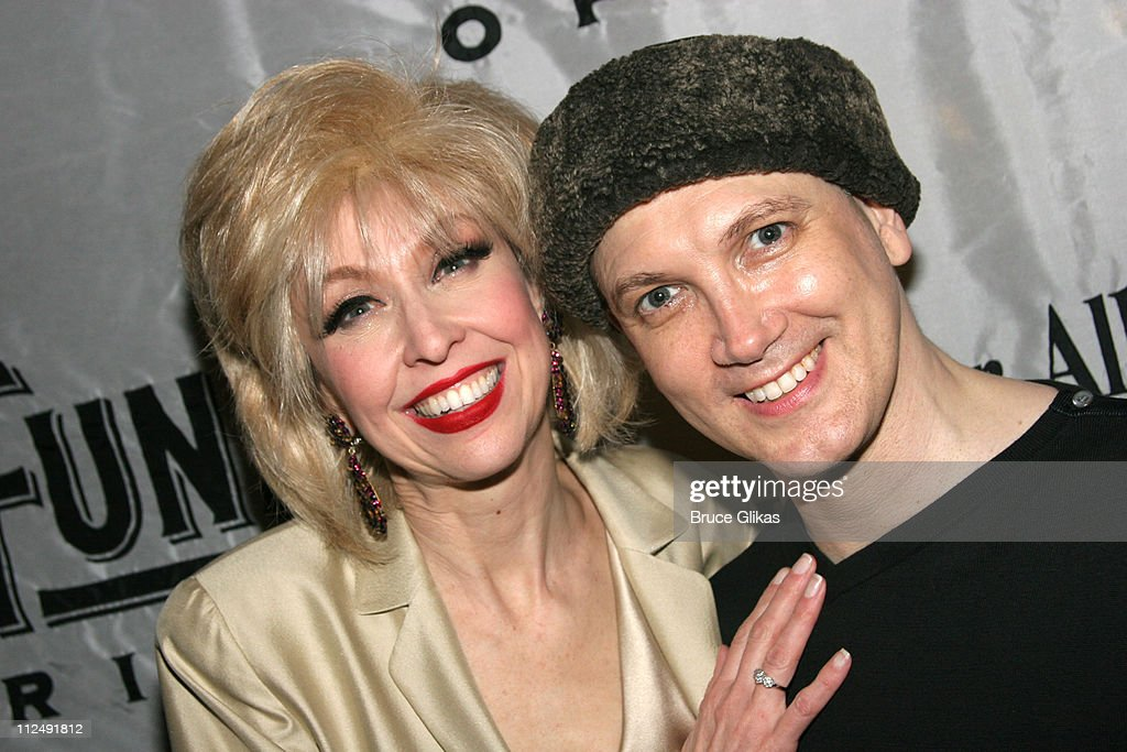Julie Halston and Charles Busch during The Actors Fund 20th Anniversary Performance of 'Vampire Lesbians of Sodom' with Julie Halston and Charles...