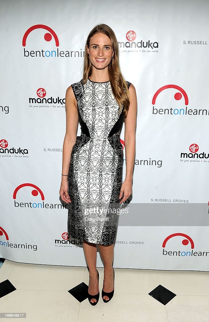 Julie Henderson attends the 2013 Bent on Learning Spring Fling Benefit at Indochine on May 29, 2013 in New York City.