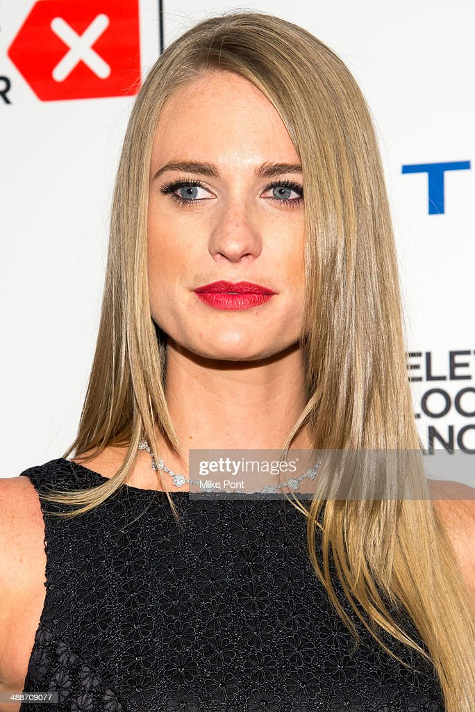 <a gi-track='captionPersonalityLinkClicked' href=/galleries/search?phrase=Julie+Henderson&family=editorial&specificpeople=4154524 ng-click='$event.stopPropagation()'>Julie Henderson</a> attends the 2014 Delete Blood Cancer Gala at Cipriani Wall Street on May 7, 2014 in New York City.
