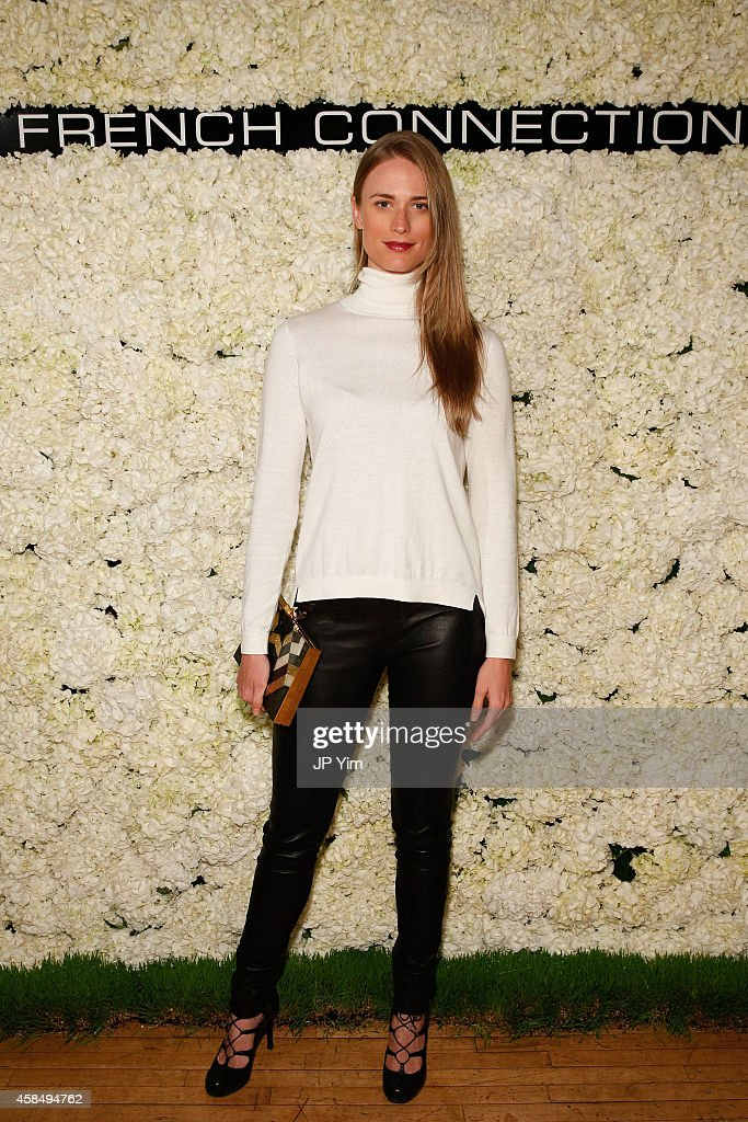 French Connection Spring/Summer 2015 Collection Preview Party