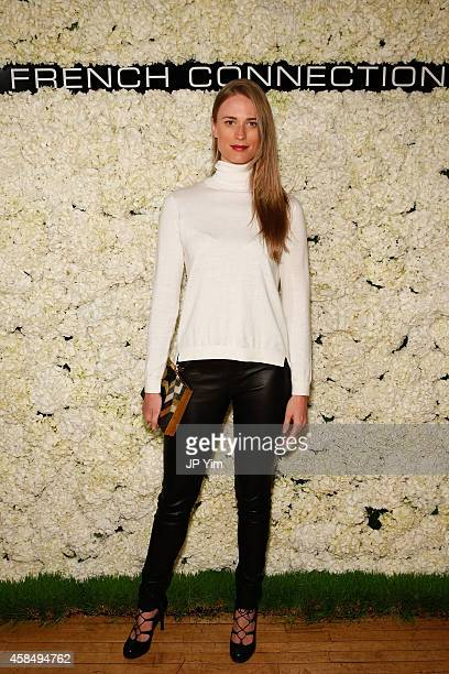 Julie Henderson attends the French Connection Spring/Summer 2015 Collection Preview Party at Michelson Studio on November 5 2014 in New York City