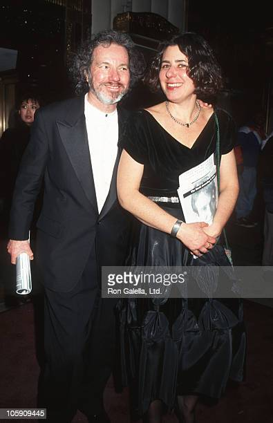Julie Kavner and guest during American Museum of the Moving Image Honors Robin Williams at Waldorf Astoria Hotel in New York City New York United...