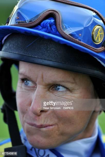 Julie Krone jockey