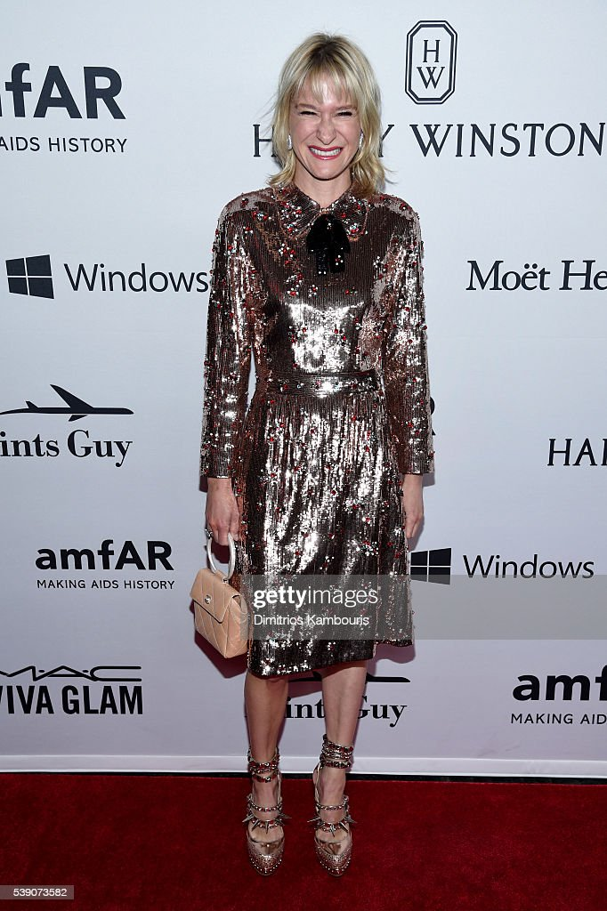 7th Annual amfAR Inspiration Gala New York - Arrivals