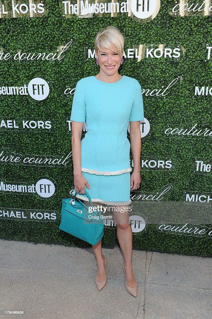 Julie Macklowe attends The Couture Council of The Museum at the Fashion Institute of Technology hosted luncheon honoring Michael Kors with the 2013 Couture Council Award on September 4, 2013 in New York City.