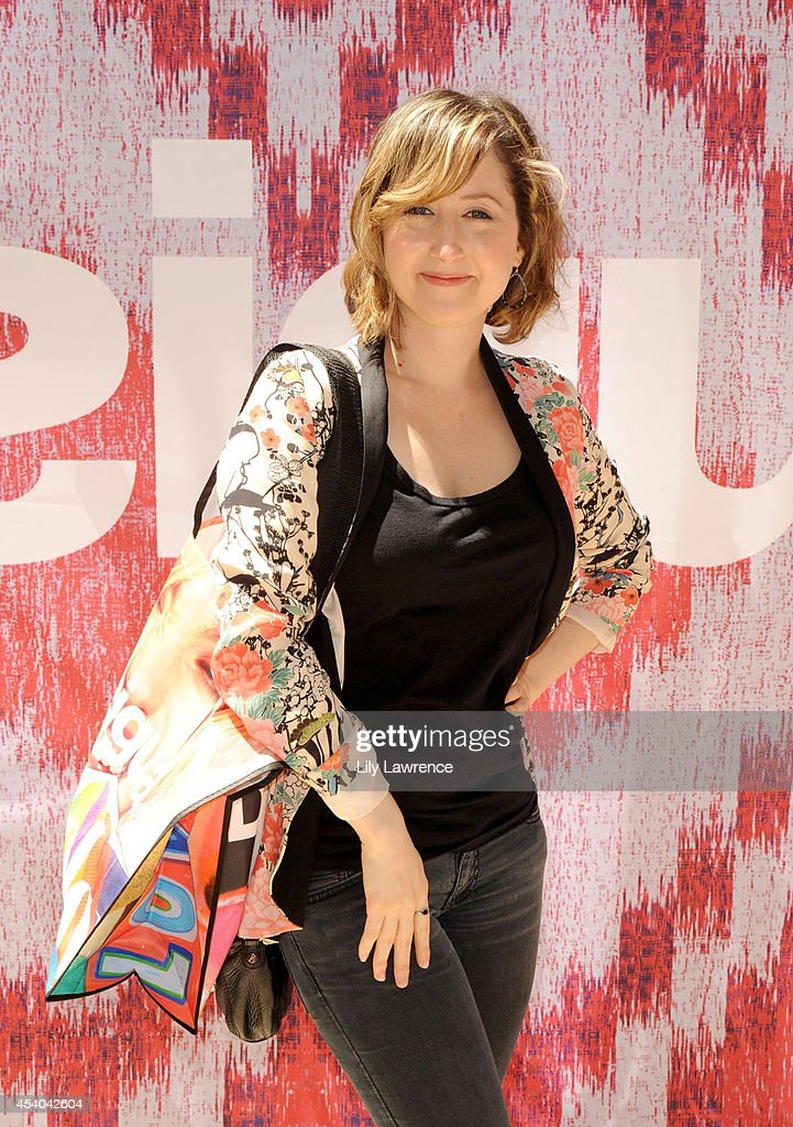 Julie Meyer attends the HBO Luxury Lounge featuring PANDORA at Four Seasons Hotel Los Angeles at Beverly Hills on August 23, 2014 in Beverly Hills, California.