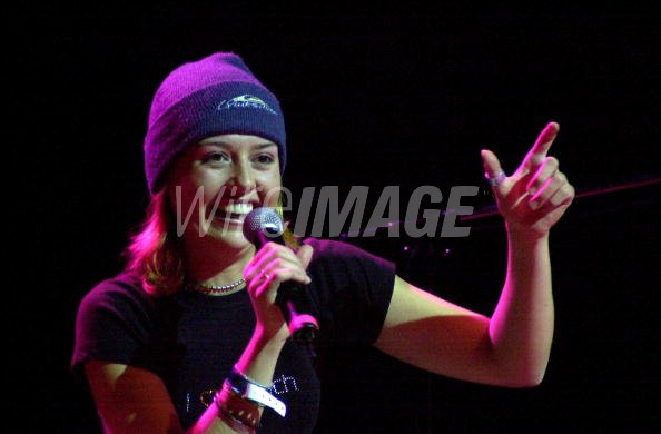 Julie Stoffer During The Real World Reunion Tour At Beacon Theatre
