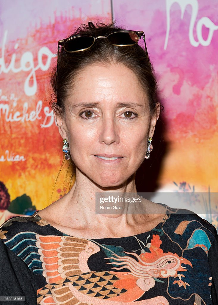 <a gi-track='captionPersonalityLinkClicked' href=/galleries/search?phrase=Julie+Taymor&family=editorial&specificpeople=227924 ng-click='$event.stopPropagation()'>Julie Taymor</a> attends the 'Mood Indigo' New York Premiere at Tribeca Grand Hotel on July 16, 2014 in New York City.