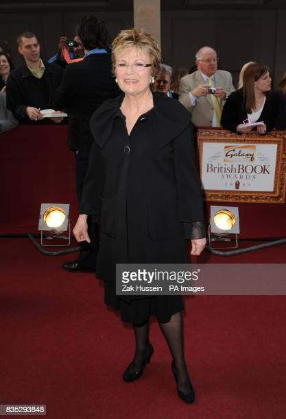 Julie Walters arrives for the Galaxy British Book Awards 2009 at the Grosvenor House Hotel on Park Lane central London