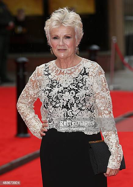 Julie Walters attends as BAFTA celebrate 'Downton Abbey' at Richmond Theatre on August 11 2015 in Richmond England