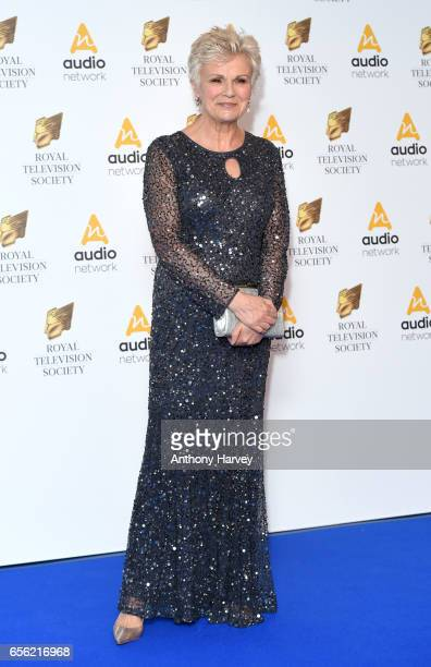 Julie Walters attends the Royal Television Society Programme Awards on March 21 2017 in London United Kingdom