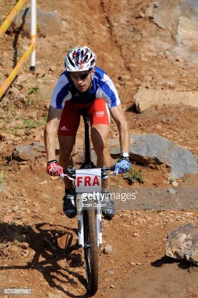 Julien ABSALON VTT Jeux Olympiques de Pekin 2008
