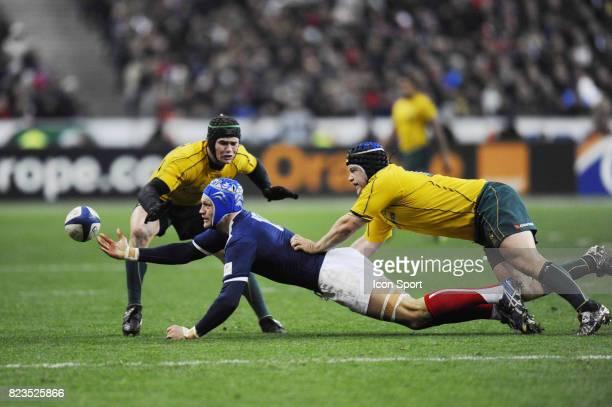 Julien BONNAIRE France / Australie Test Match